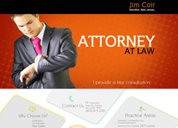 Attorney Website Samples