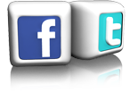 Facebook and Twitter Integrator