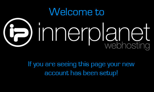 Innerplanet Web Hosting